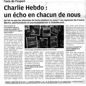 En quoi nous sommes Charlie